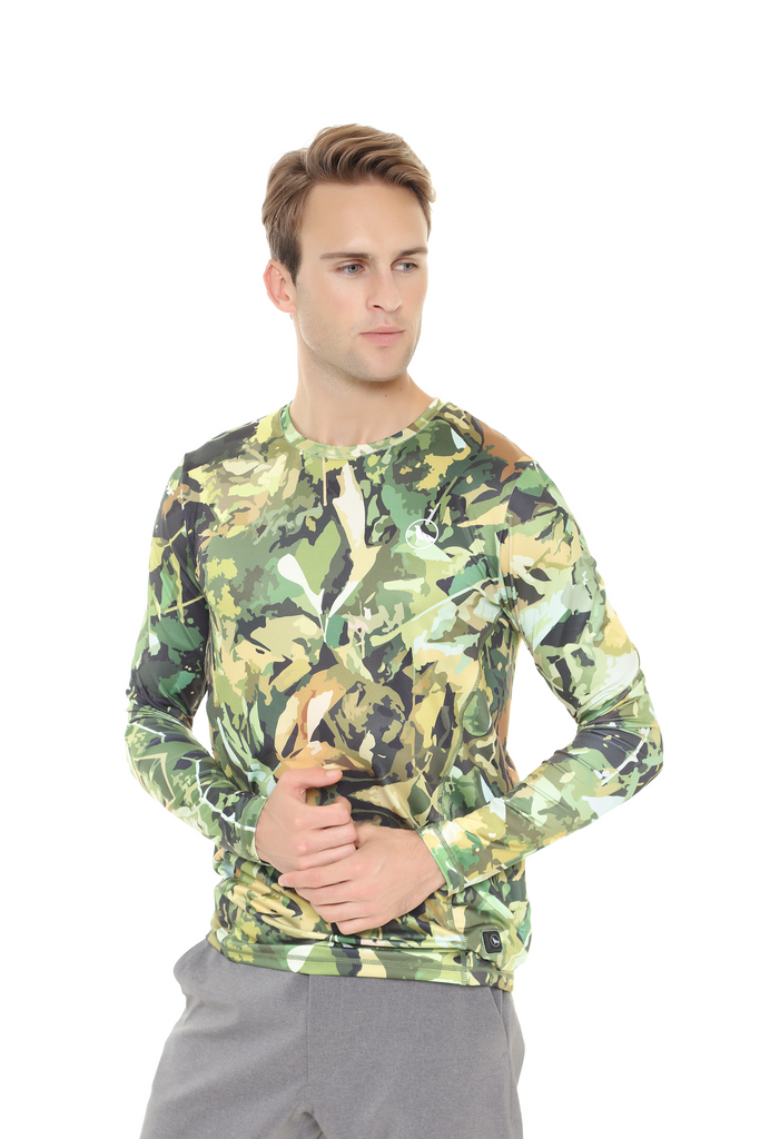 Heated Top Camo | Men