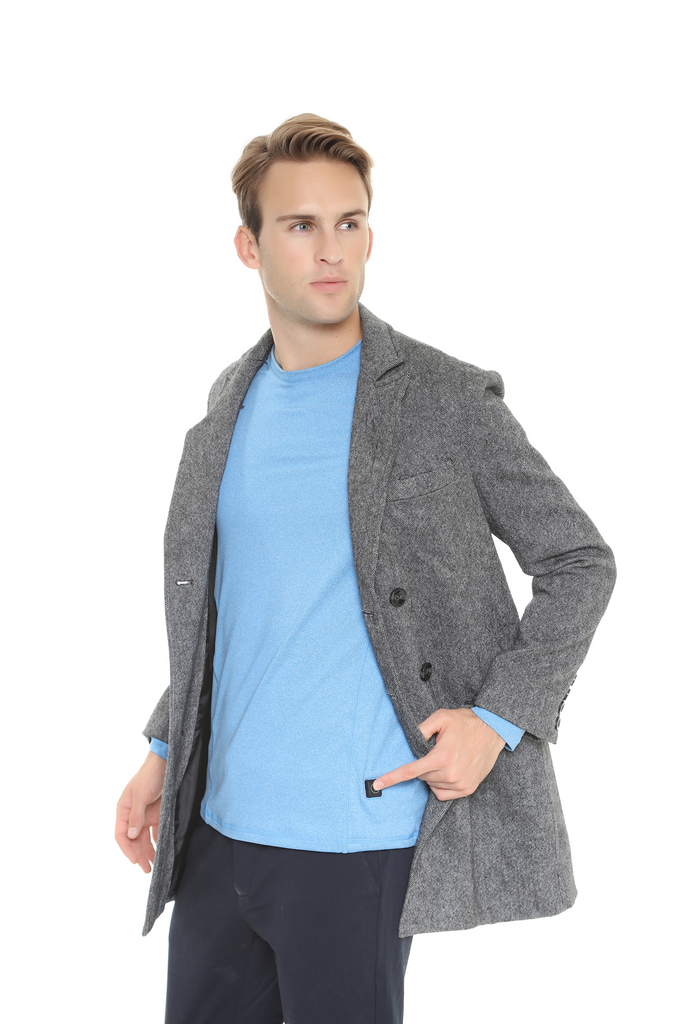 Heated Top Alpine Blue | Men