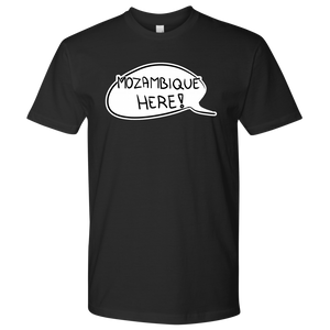 "Apex Legends ""Mozambique Here"" Mens Premium Tee 