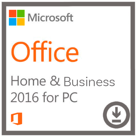 Microsoft Office - Home and Business 2016 til Windows