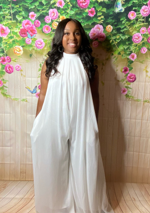 "The ""Snow"" Jumpsuit"