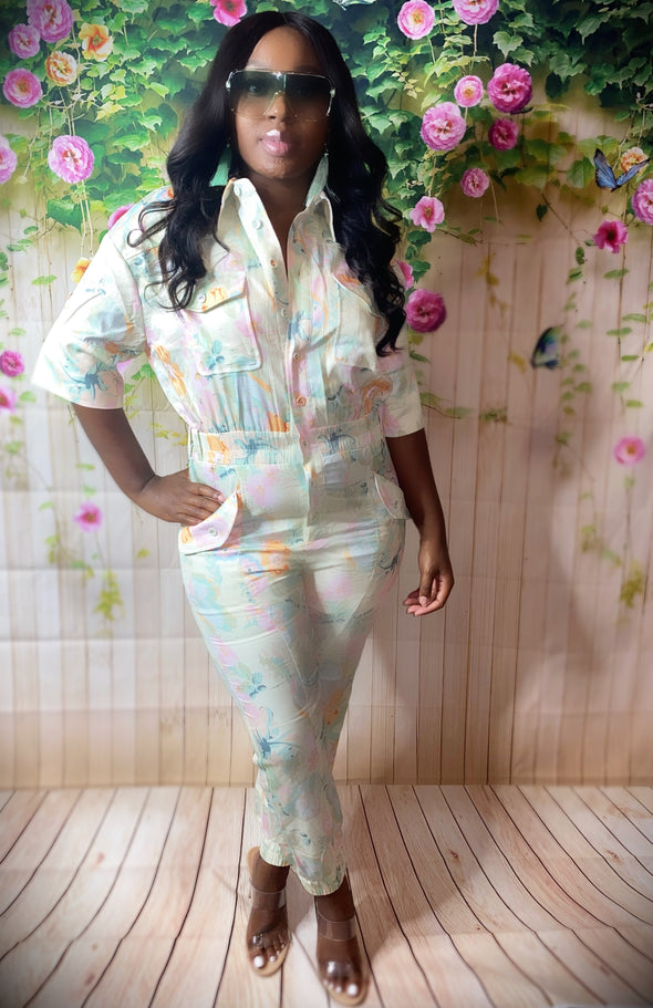 "The ""Pastel"" Jumpsuit"