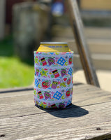 Grapes & Apples Koozie