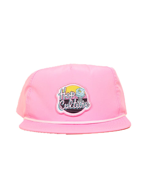 Hop Culture Summer Nylon Hat