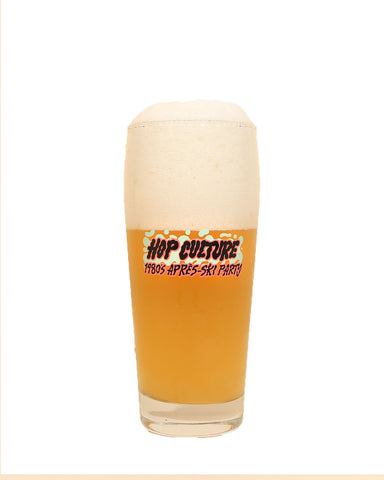 Juicy Brews Après Ski Glassware