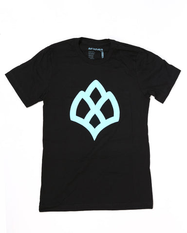 Hop Culture Logo Shirt (CAROLINA BLUE)