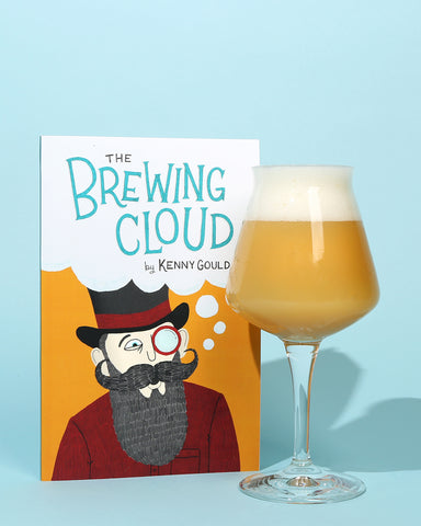 The Brewing Cloud: A Book of Short Stories