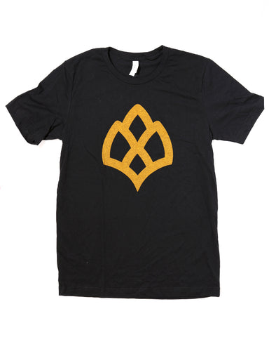 Hop Culture Logo Shirt (GOLD)