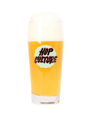 Hop Culture Logo Willi Becher Winter 2018