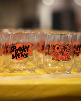 Spooky Brews Vol. 2 Glassware (TASTERS)