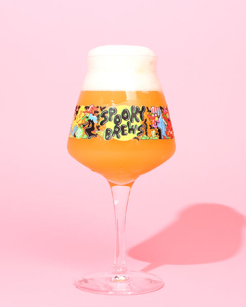 Spooky Brews Vol. 2 Glassware (TEKU)