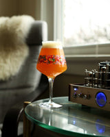 Juicy Brews Valentine's Day Glassware (TEKU)