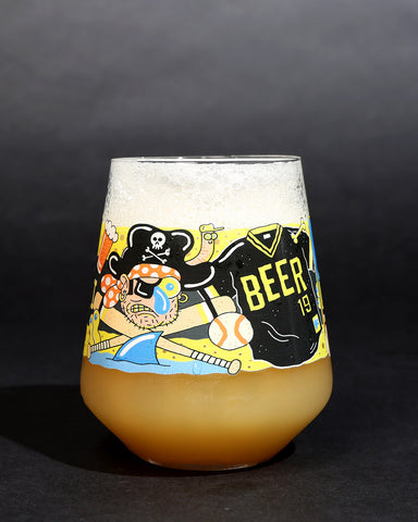 Juicy Brews Pittsburgh Tumbler