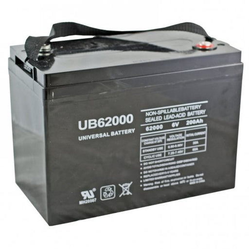 BestPower BA-51 - 6V 200AH SLA Battery