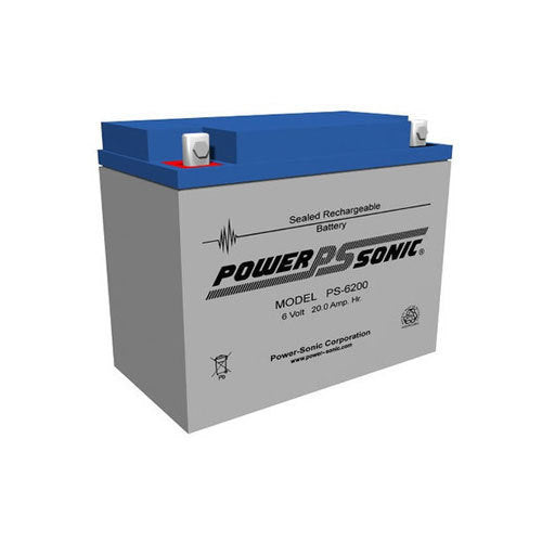 Bright Way Group BW 6200  - 6V 20AH SLA Battery