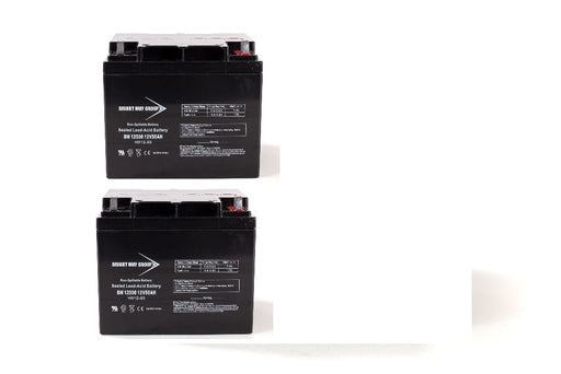 ActiveCare Prowler 3310 - Pack is for (2) 12V 50AH Batteries