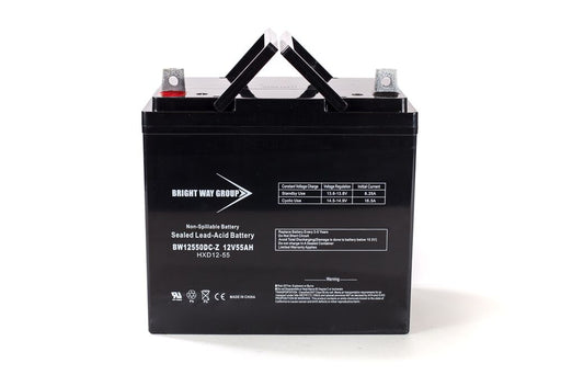 Dynasty UPS 55 - 12V 55AH SLA Battery