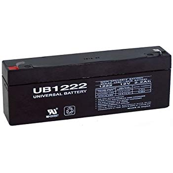 TOP 12020 TOP - 12 Volt 2.2 Amp hour SLA Battery