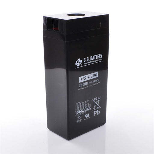 Bright Way Group BW 22000 - 2V 200AH SLA Battery