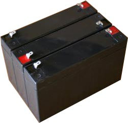 tripp lite bc 500 230 pack is for one ups 3 6v 7ah batteries