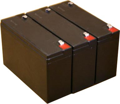 tripp lite bc 600 pack is for one ups 3 6v 12ah batteries