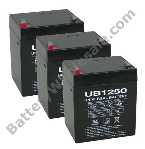 apc smart ups 250 ap250 pack is for one ups 3 12v 5ah batteries
