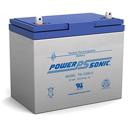 Bright Way Group BW EV-22 HD - 12V 55AH SLA Battery