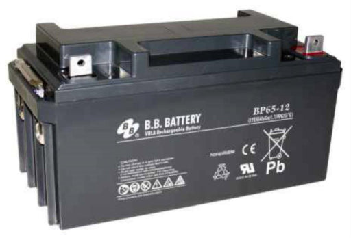 Power PRC1265 - 12 Volt 65 Amp hour SLA Battery