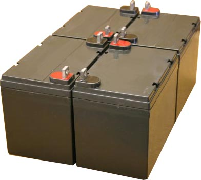 best fe 3 1kva bat 0053 pack is for one ups 4 12v 35ah batteries
