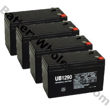 apc rbc24 pack is for one ups 4 12v 9ah batteries