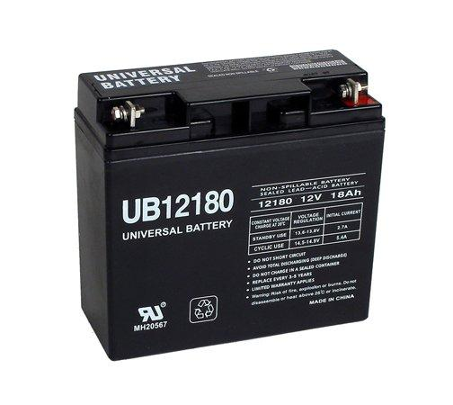 TOP 12180 TOP - 12 Volt 18 Amp hour SLA Battery