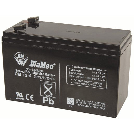 Bright Way Group BW HR 12-34W FR High Rate UPS Type - 12V 9AH SLA Battery