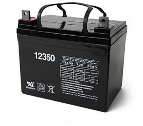 TOP 12350 TOP - 12 Volt 35 Amp hour SLA Battery