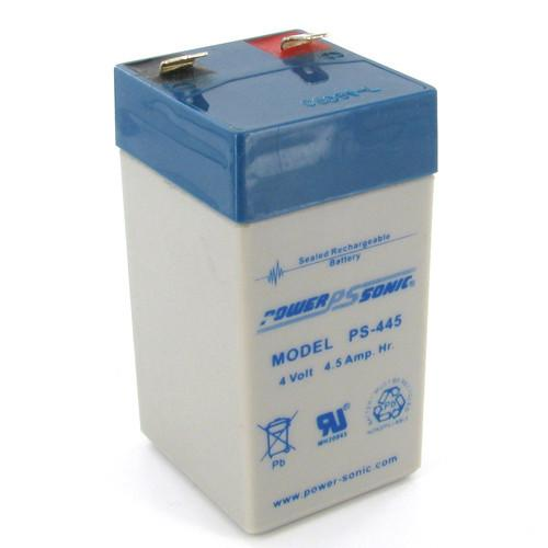 PowerSonic PS-445 - 4V 4.5AH SLA Battery