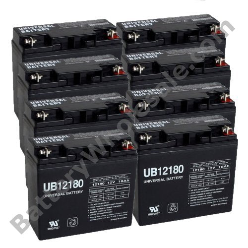 apc su48rmxlbp pack is for one ups 8 12v 18ah batteries
