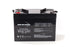 bright way group bw 121000 z group 27 12v 100ah sla battery