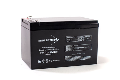 APC 520ES - Pack is for one ups, (1) 12V 12AH SLA Battery