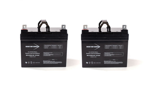 12 volt 35 amp hour battery