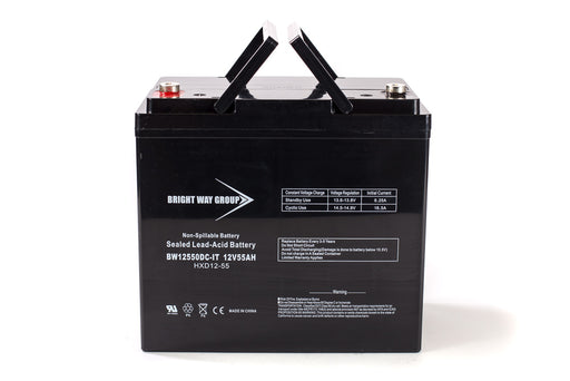 Bright Way Group BW 12550 IT (Group 22NF) - 12V 55AH SLA Battery