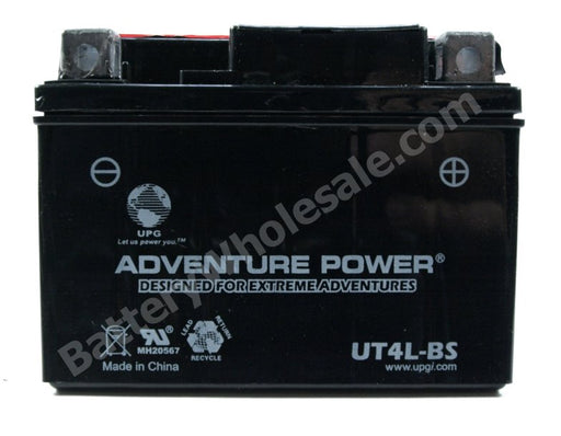 adventure power ut4l bs 12v 3ah dry charge agm