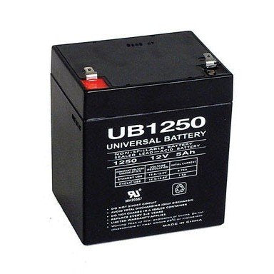 tripp lite bc personnal 280a pack is for one ups 1 12v 5ah battery