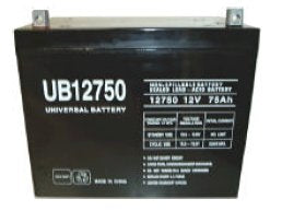 best bat 0103 pack is for one ups 1 12v 75ah sla battery