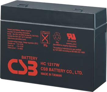 csb hc1217w 12v 4 5ah sla battery