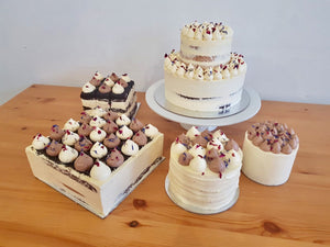 Keto Special Occasion Cakes - CHOCOLATE- Cream Covered - Phone orders only 0492 958 575