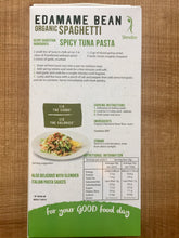 Load image into Gallery viewer, Slendier Organic Bean Pasta-Edamame Spaghetti