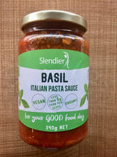 Load image into Gallery viewer, Slendier Italian Pasta Sauce-Basil