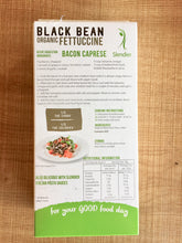 Load image into Gallery viewer, Slendier Organic Bean Pasta-Black Bean Fettuccine