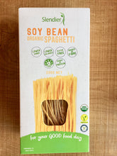 Load image into Gallery viewer, Slendier Organic Bean Pasta- Soy Spaghetti