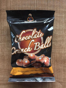Sugarless Confectionary - Chocolate Crunch Balls