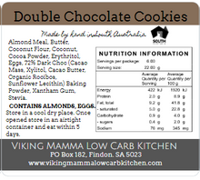 Load image into Gallery viewer, Viking Mama Cookies - Double Choc Chip